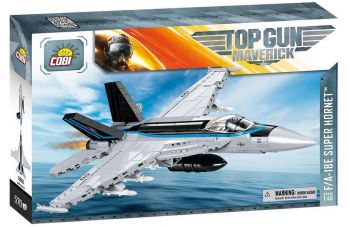 Cobi kocke Top Gun Maverick FA-18E Super Hornet eigrače