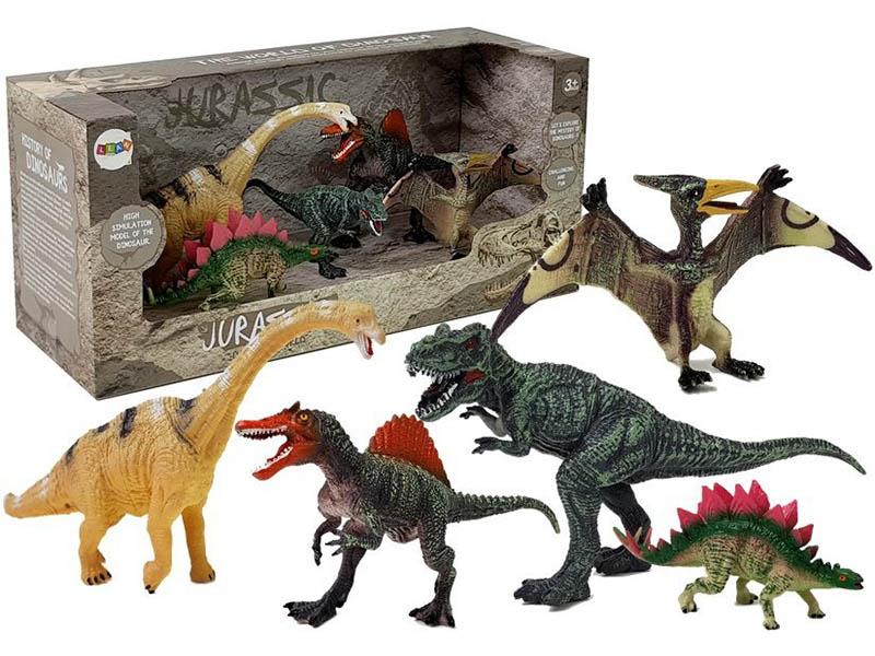 Dinozavri set figuric
