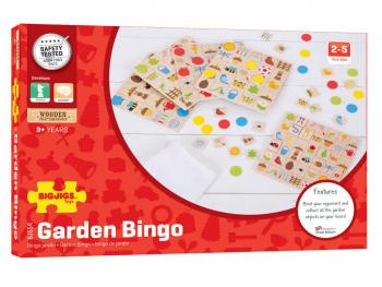 Družabna igra Bingo - na vrtu eigrače