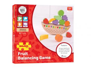 Igra ravnotežja - sadje eigrače