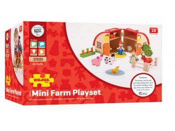 Kmetija - mini v kovčku eigrače
