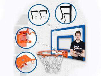 Koš za košarko Mini Hoop Luka Dončić