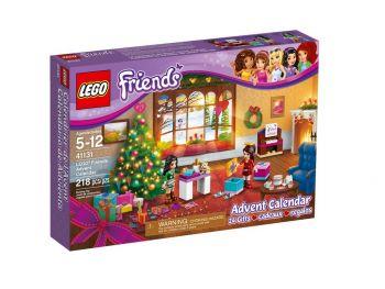 LEGO Friends Advent Calendar 2016 eigrače