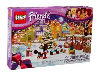 LEGO Friends Adventni koledar 2015 eigrače