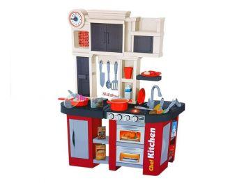 Otroška kuhinja z zvokom in svetlobo 84cm