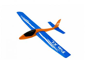 Jadralno letalo PILO XL moder/oranžen