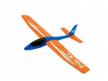Jadralno letalo PILO XL oranžen/moder