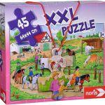 Puzzle za najmlajše XXL Noris Konji
