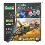 Revell Model set AH-64A Apache eigrače