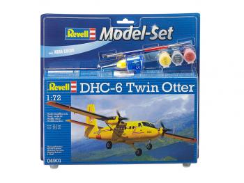 Revell Model set DHC-6 Twin Otter eigrače