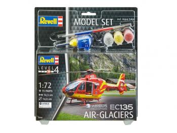 Revell Model set EC 135 Air-Glaciers eigrače