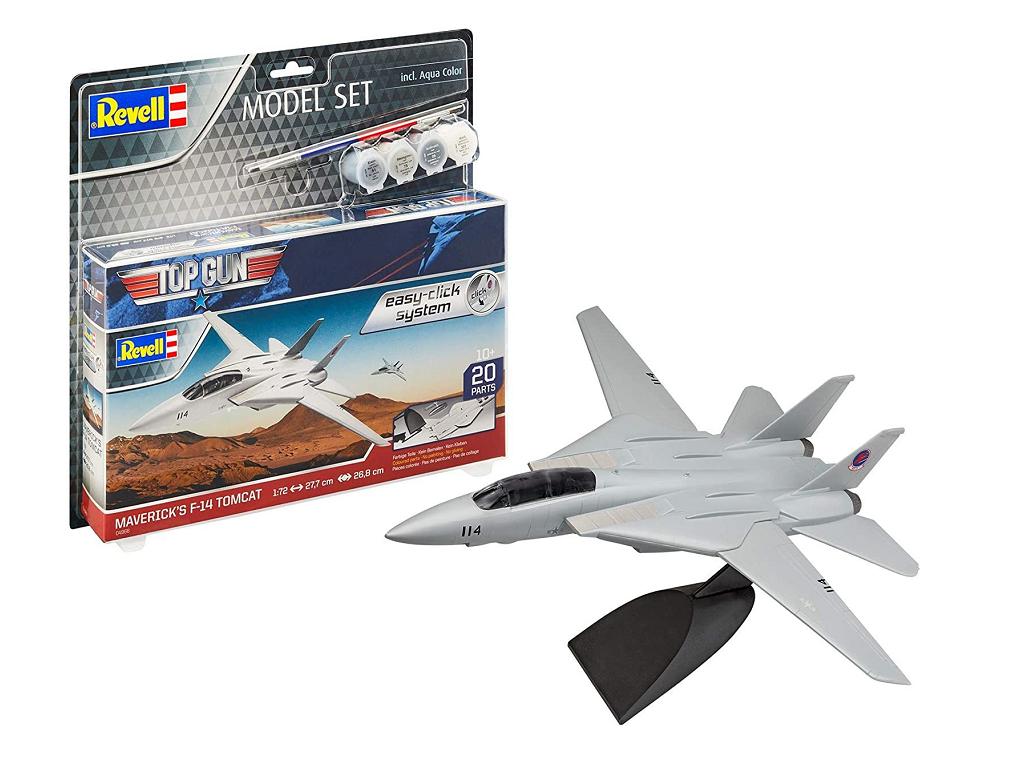 Revell Model set F-14 Tomcat eigrače