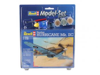 Revell Model set Hawker Hurricane Mk. eigrače