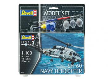 Revell Model set SH-60 Navy Helicopter eigrače
