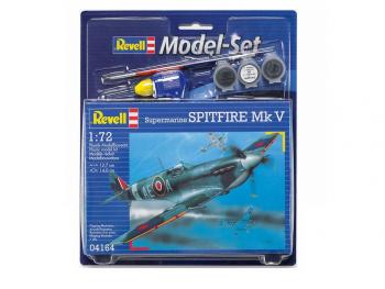 Revell Model set Spitfire Mk. V eigrače