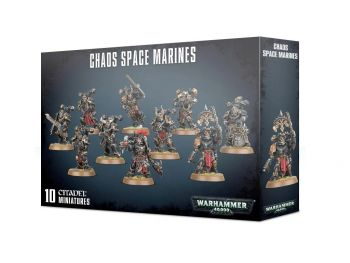 Warhammer 40000 - Chaos Space Marines