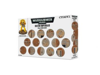 Warhammer 40000 - Sector Imperialis okrogle baze