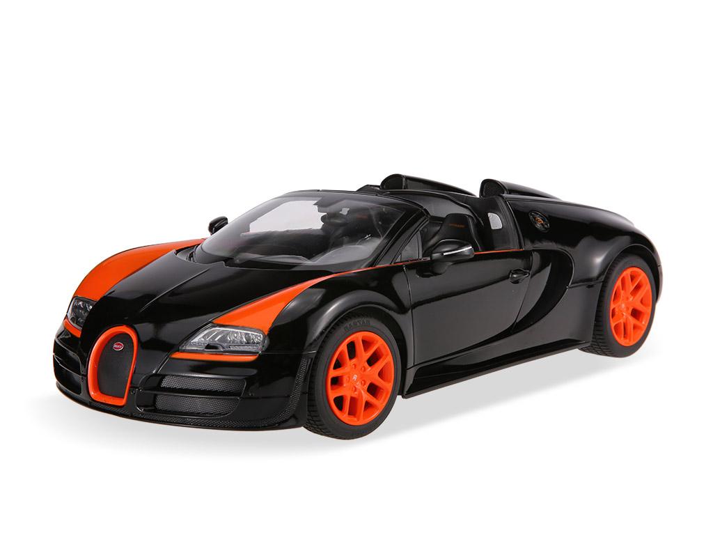 Avto na daljinsko vodenje Rastar Bugatti Veyron 1:14