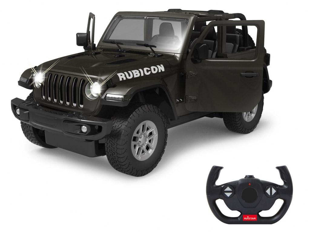 Avto na daljinca Jeep Wrangler Rubicon 1:14 Rastar