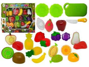 Otroški set z sadjem za rezanje