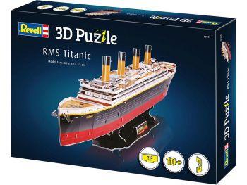 Puzzle sestavljanka 3D Revell Titanic