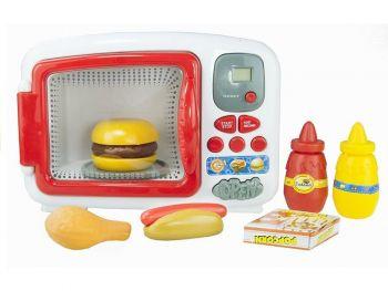 Otroška mikrovalovna pečica igrača 1306