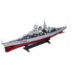 Bojna ladja Bismarck na daljinsko vodenje 1:360