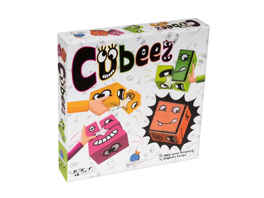 Družabna igra Cubeez