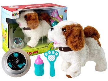 Igrača baterijski interaktivni kužek