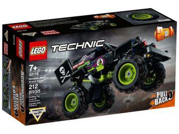 LEGO Technic 42118 Monster Jam Grave Digger