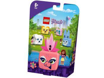 Lego 41662 Olivijia kocka flamingo