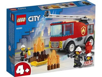 Lego 60280 Gasilski tovornjak z lestvijo