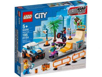 Lego 60290 Rolkarski park