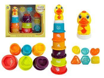 igrača Lončki z sortirnikom oblik