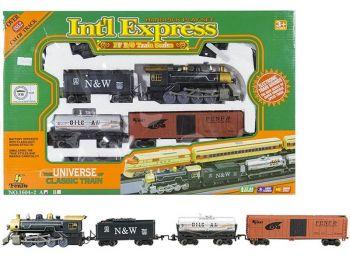 Otroška igrača parni vlak