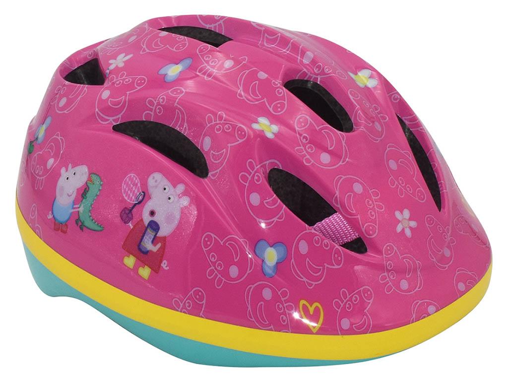 Otroška kolesarska čelada Pujsa Pepa