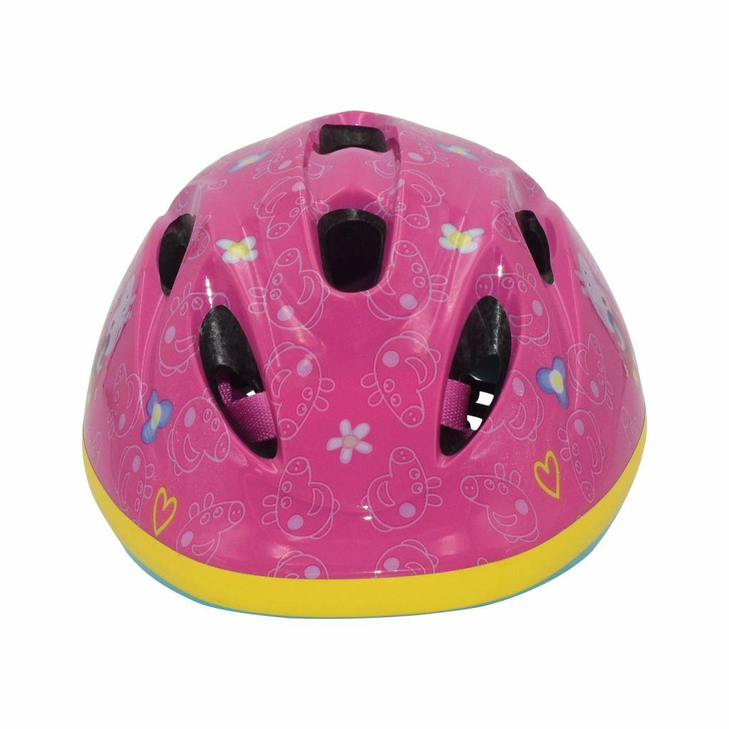 otroška kolesarska čelada pujsa