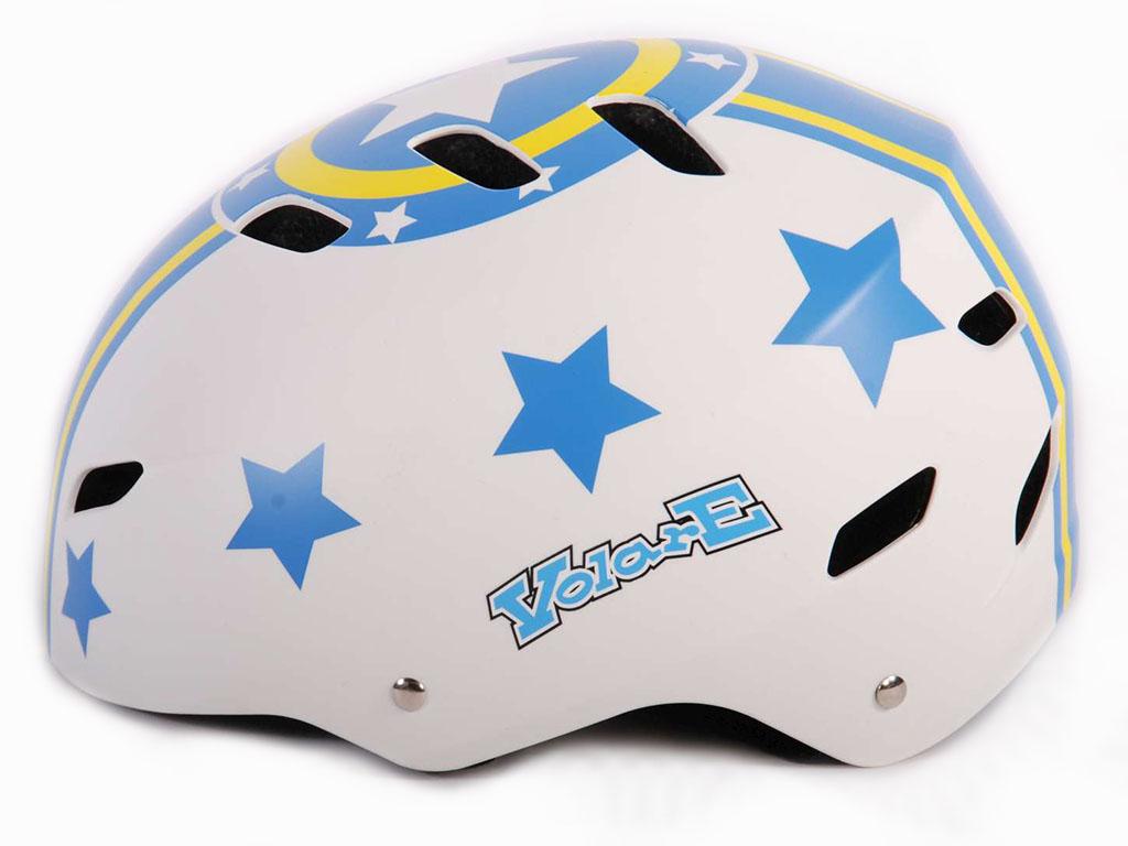 Otroška kolesarska čelada Volare Stars