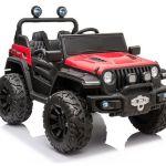 Otroški avto na akumulator Jeep HC8988 Rdeč