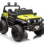 Otroški avto na akumulator Jeep HC8988 Zelen