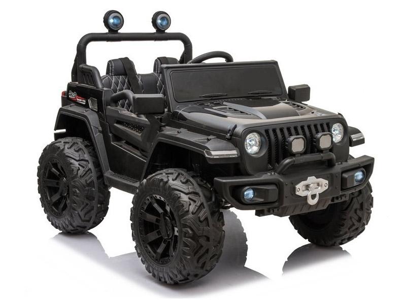 Otroški avto na akumulator Jeep HC8988 črn