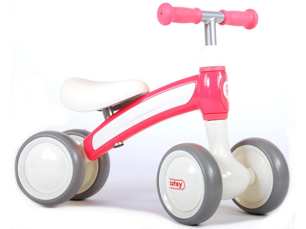 Otroški poganjalec na 4 kolesa Qplay CuteyQplay Cutey