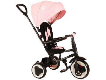 Otroški tricikel Qplay Rito zložljiv 3 v 1 Pink