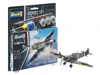 Revell Model Set Spitfire Mk. V B 63897
