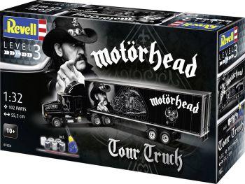 Revell maketa Gift Set Motorhead Tour Truck 07654