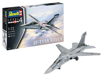 Revell maketa letala EF-111A Raven 04974