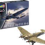 Revell maketa letala Heinkel He111 03863