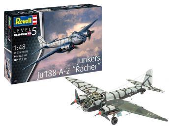 Revell maketa letala Junkers Ju188A-1 03855
