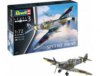 Revell maketa letala Spitfire Mk. Vb 03897