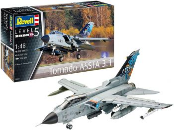 Revell maketa letala Tornado ASSTA 3.1 03849